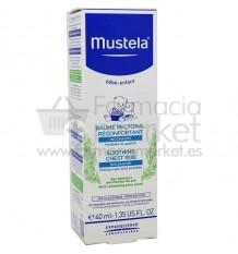 Mustela Bebe Balsamo Reconfortante pectoral 40ml