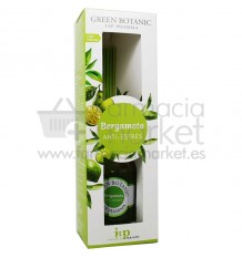 Ambientador Green Botanics Mikado Bergamota