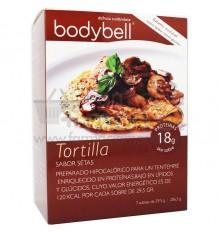Bodybell Tortilla Setas 7 Sobres