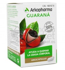 Arkocapsulas Guarana 84 Capsulas