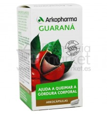 Arkocapsulas Guarana 48 Capsulas