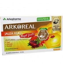 Arkoreal Jalea Real Royal Fruits 20 Ampollas