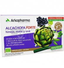Arkofluido Alcachofa Hinojo Forte 20 Ampollas