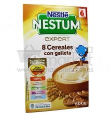 Nestum 8 Cereales Galleta 600 g