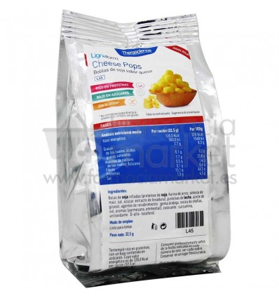 Lignaform Bolas de Queso 32.5 g