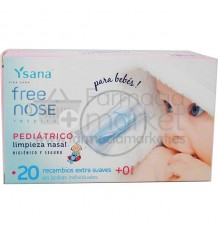Ysana Recambios Apsirador Nasal