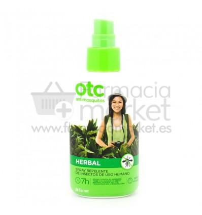 Otc Antimosquitos Herbal Spray 100 ml