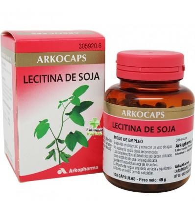 Arkocapsulas Soja-Lecithin 100 Kapseln