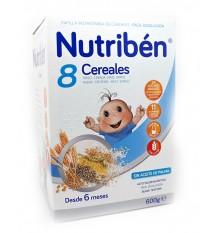 nutriben 8 céréales de la bouillie de 600 g
