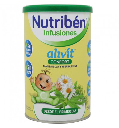 Nutriben alivit gases pot