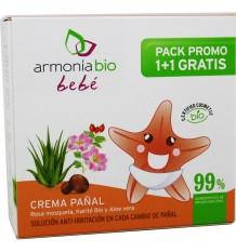 Armonia Bio Crema Pañal Duplo Promocion