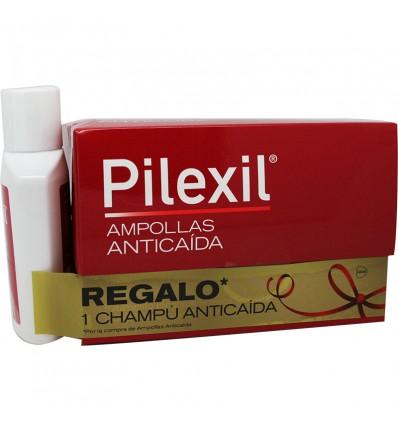 Pilexil Ampollas Anticaida 15 Unidades Regalo Champu 100 ml
