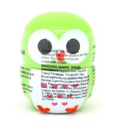 Cemefar Owl Balsamo Labial green