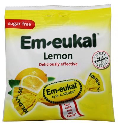Em-Eukal Doces de Limão 50 g