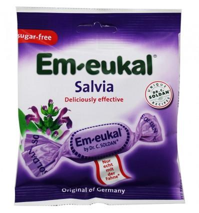 Em-Eukal Caramelos Salvia 50 g