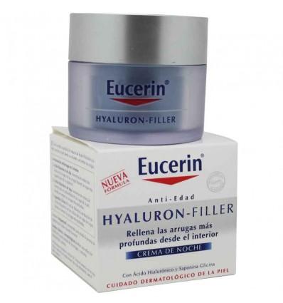 Crème de nuit Eucerin Hyalluron Filer
