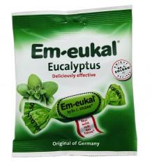 Em-Eukal Bonbons à l'Eucalyptus de Sucre 50 g