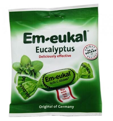 Em-Eukal Caramelos Eucalipto Azucar 50 g