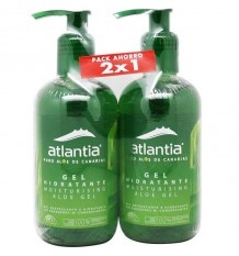 Atlantia Gel Aloe Vera Puro Duplo 500 ml