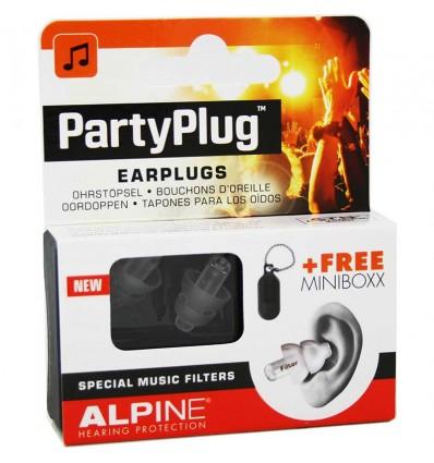Alpine PartyPlug Tampões De Ouvidos