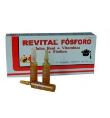 Revital Fósforo geléia real vitaminas