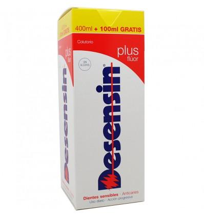 Desensin Plus Mundspülung 500 ml
