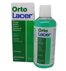 Orto lacer mint mouthwash