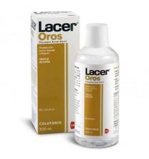 Lacer oros Mundwasser 500 ml