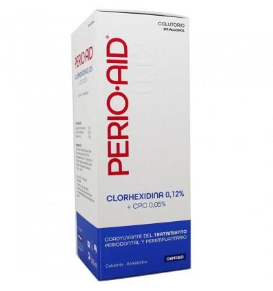 Perio Hilfe für die Behandlung Mundwasser 500 ml