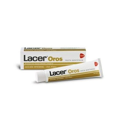 Lacer Ouros pasta de dentes 125 ml
