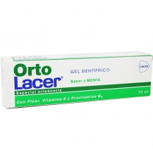 Ortolacer Gel Menta 75 ml