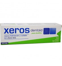 Xeros dentaid Gel Dentifrico 75 ml