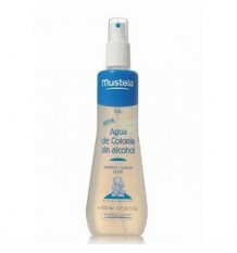 Mustela eau de Cologne Alcohol-free 200ml