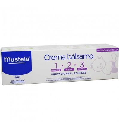 Mustela Bebe Crema Balsamo 150 ml