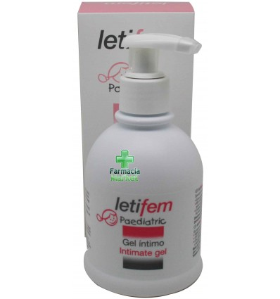 letifem pediatrico 250 ml