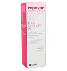 Repavar Regeneradora Gel óleo de Rosa Mosqueta 30 ml