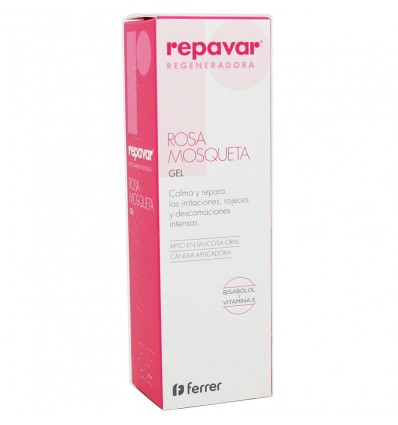 Repavar Renewing Gel oil Rosa Mosqueta 30 ml