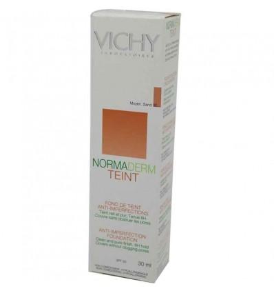 Vichy Normaderm Teint Maquillaje fluido 35 Sand Moyen 30 ml oferta