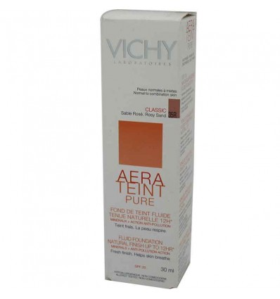 Vichy Aera Teint Fluido 35r Sable Rose 30 ml