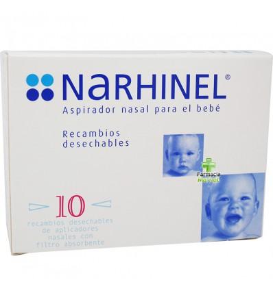 Pièces détachées Narhinel Aspirateur 10 unités