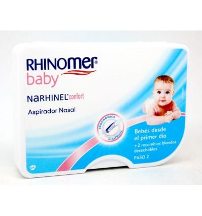 Narhinel Conforto Aspirador Nasal