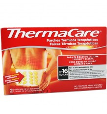 Thermacare Parches Lumbares 2 Unidades ingredintes