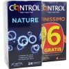 Control Kondome Natur 24 Einheiten