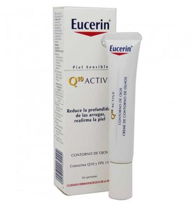 Eucerin Q10 Marque o Contorno dos Olhos 15 ml