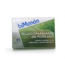 Bimanan Glucomanano de KONJAC