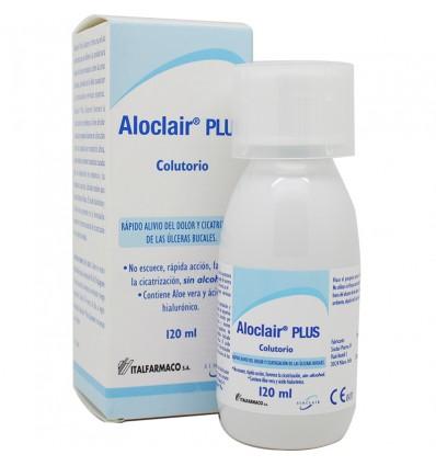 Aloclair plus Mundwasser 120 ml