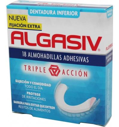 Algasiv Lower Than 18 Units