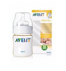 Avent Classic Bottle 125ml BPA-free