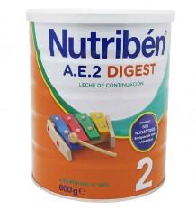 Nutriben ae 2 digérer 800 grammes