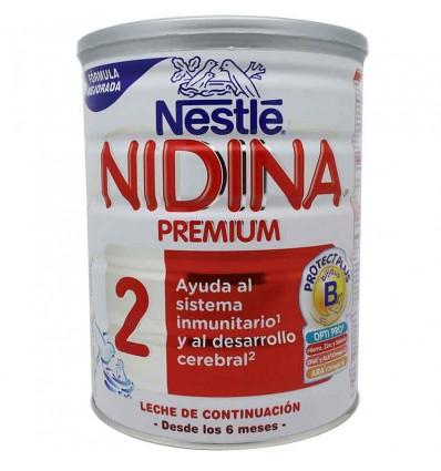 nidina 2 premium 800 gramos